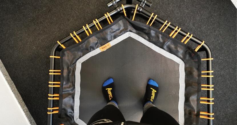 Fitness Trampolin Test, Top 5 Ampel24