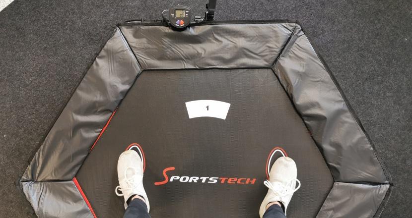 Fitness Trampolin Test, Top 5 Sportstech HTX100