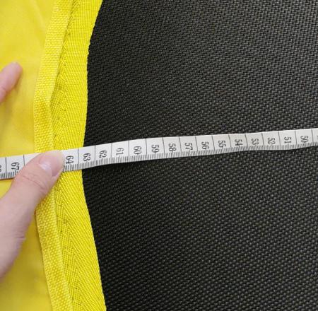 Größe der Sprungfläche vom VITALmaxx